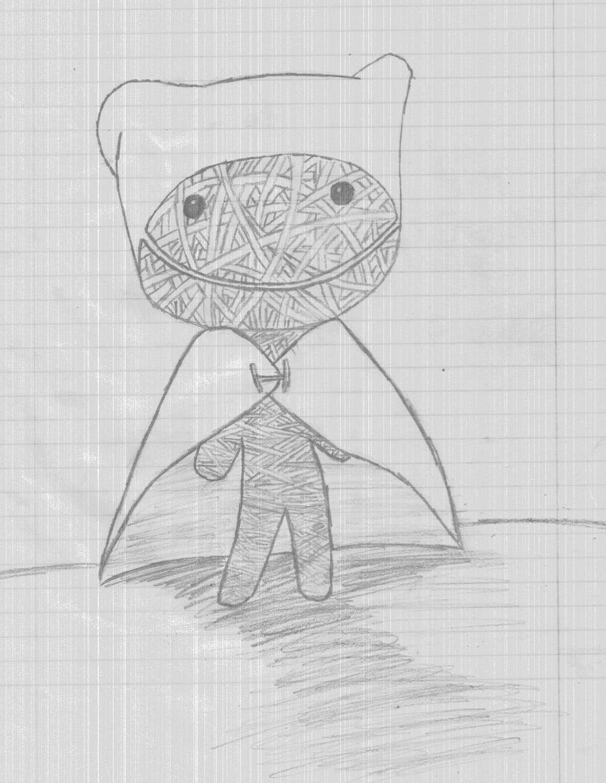 voodoo doll drawings - HD900×1163