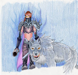 Huntressah. by Tressah19