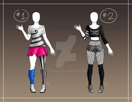 [OPEN] Fashion Adopt - Insanity - Set #1 // 800pts