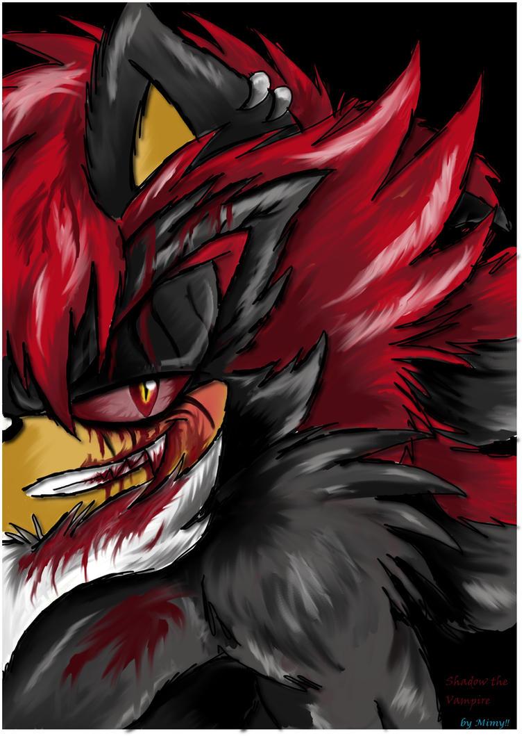 Vampire Shadow the Hedgehog deviantART