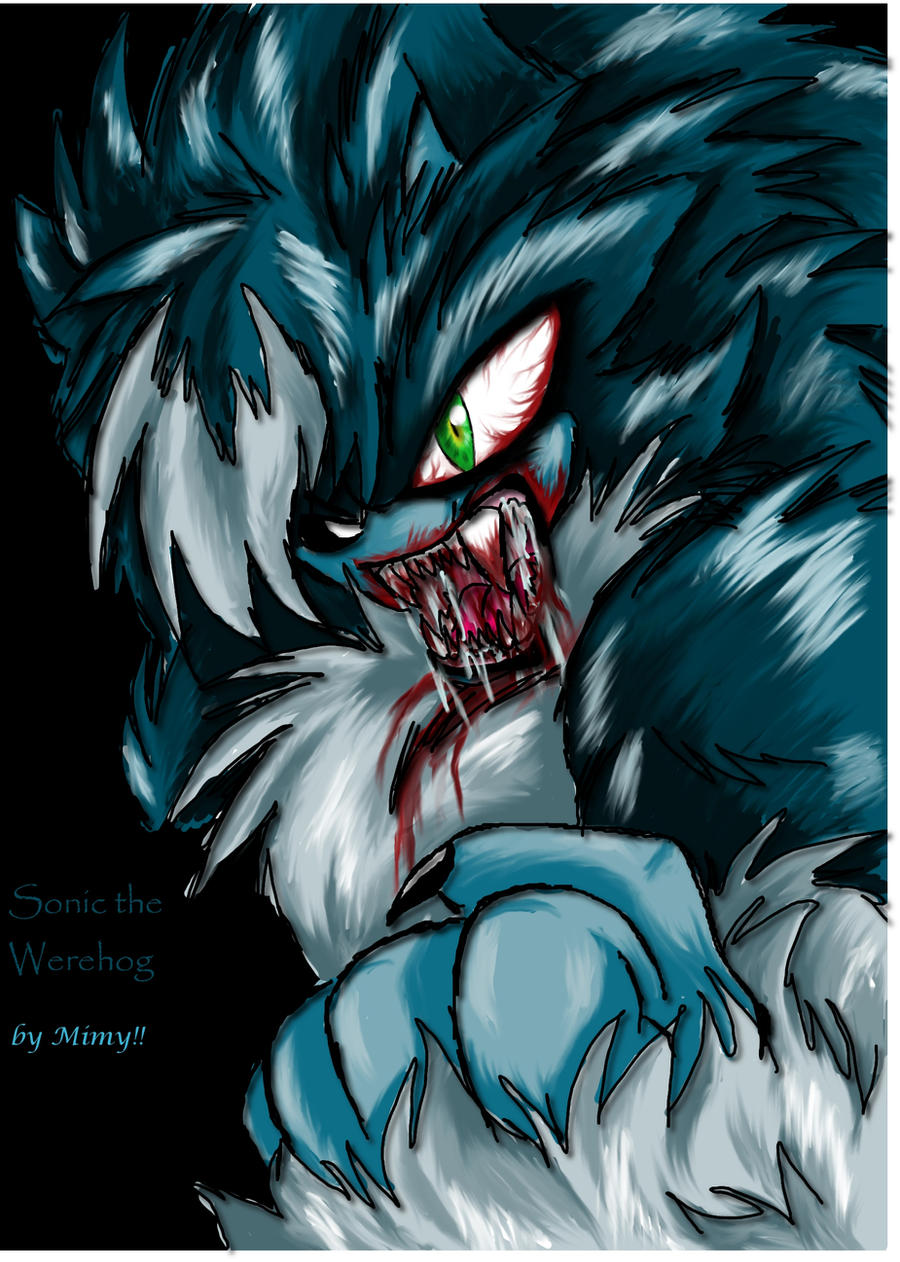 Silver Sonic the Werehog vs Shadow