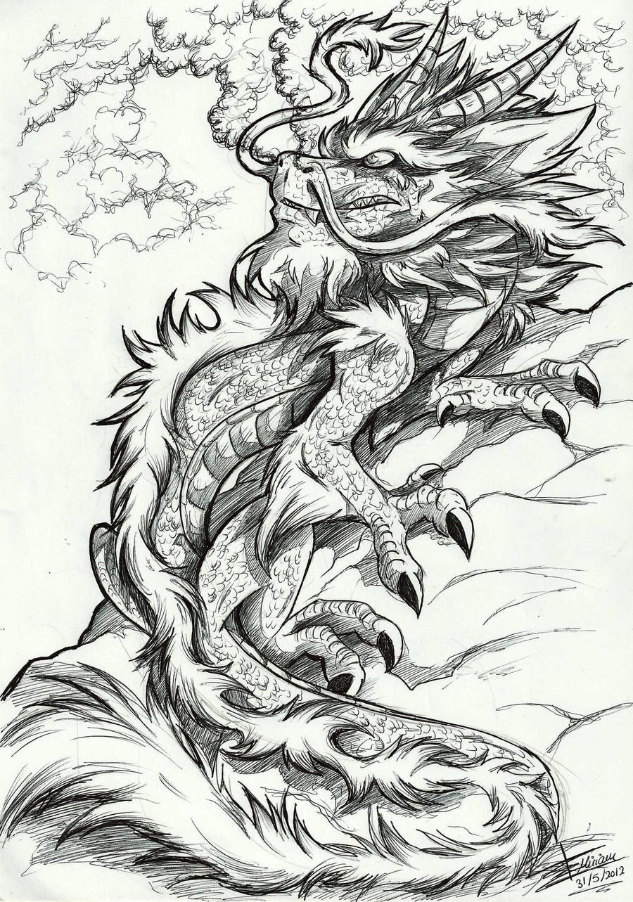 a chinese dragon by mimy92sonadow on deviantart