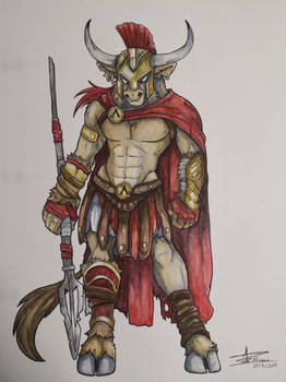 Spartan Minotaur