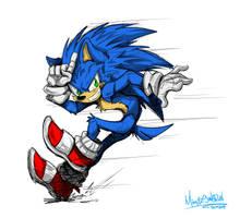 Sonic Film Redising 2020