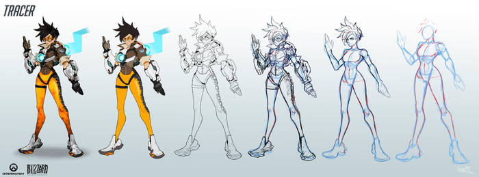 Tracer from Overwatch (process)