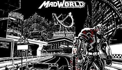 It's a MadWorld by h311Man