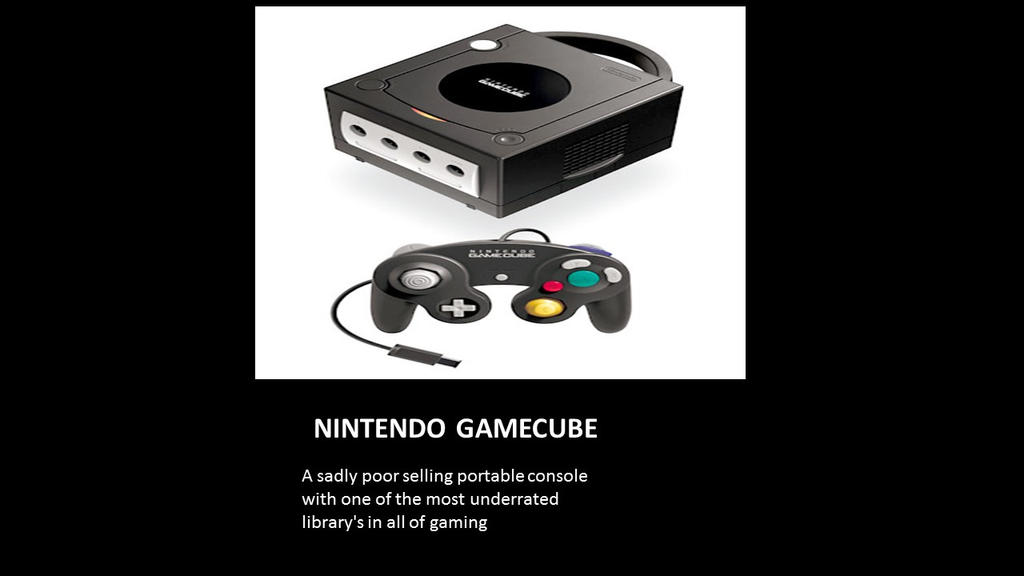 I love My gamecube by h311Man on DeviantArt