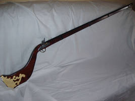 G and M armory Rip van winkel's rifle by h311Man