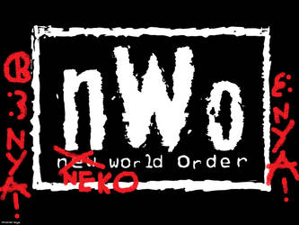 NWO Neko World Order by h311Man