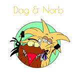 Dag and Norb by Treeflowersweet