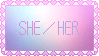 Stamp by HerMajestiesCoding