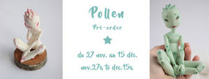 Pre Order Pollen