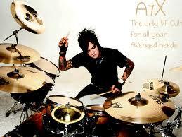 Jimmy on drums... Like a Boss. by ZackyFoREVerSynyster