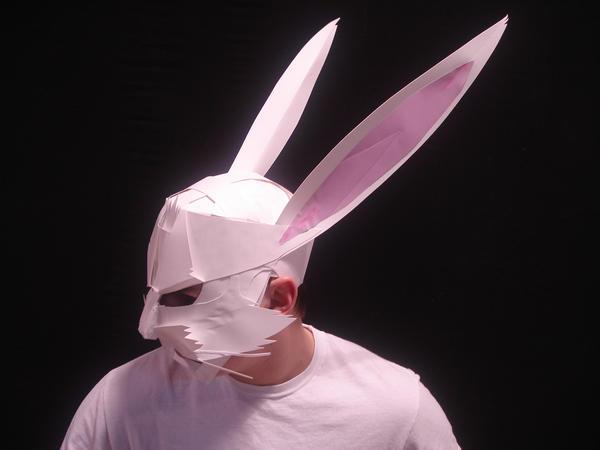 Bunny Boy Mask Ll By Zeigler On DeviantArt