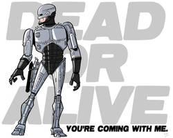 Robocop by Zeigler