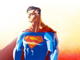 Superman galore by Zeigler