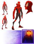 PR: Spider-man Redesigned