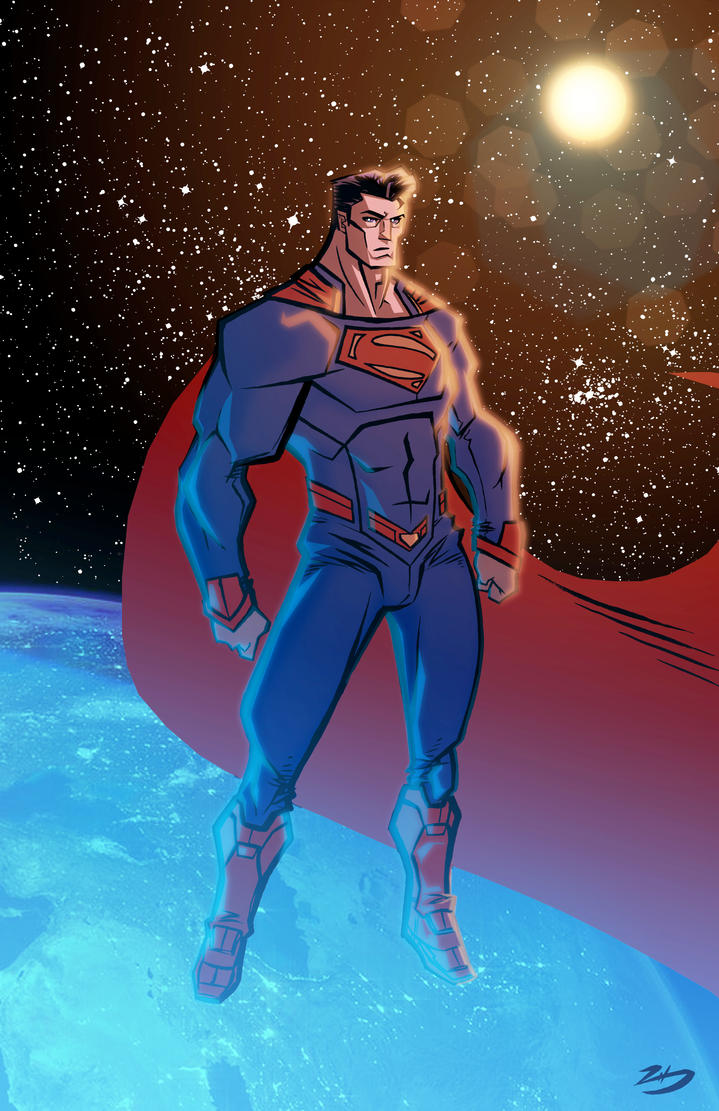 Son of Krypton by Zeigler