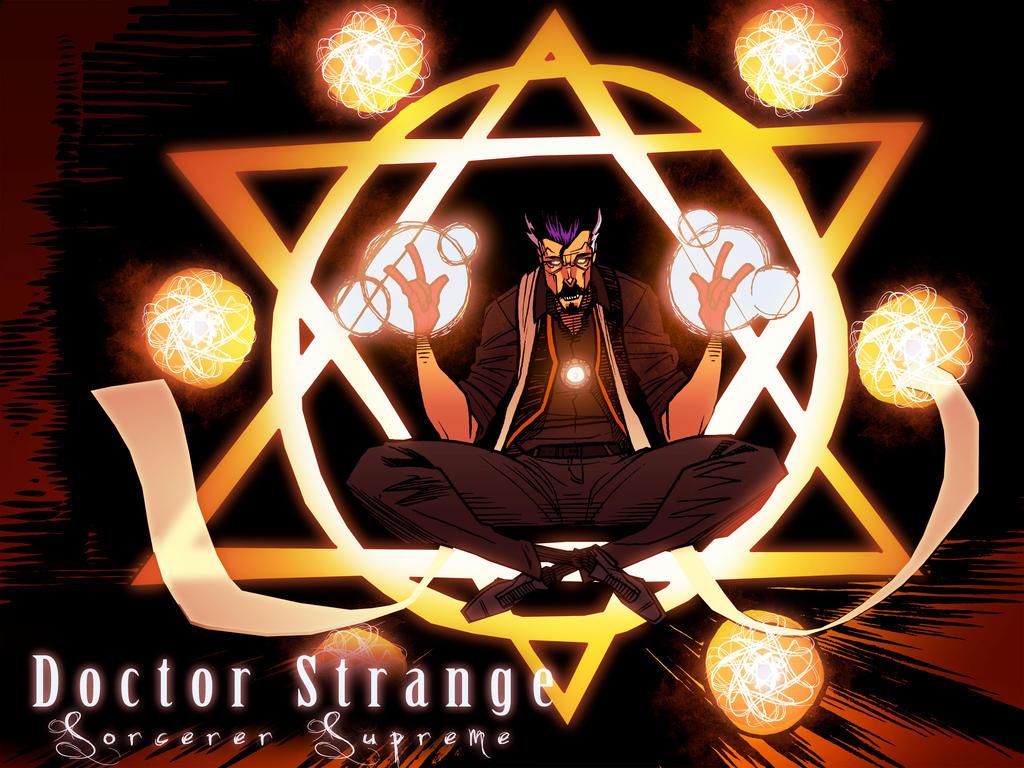 Strange Tales by Zeigler
