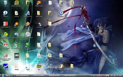 Desktop by Sitriel