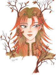 Autumn Spirit by Sitriel