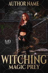 Witching: Magic Prey premade ebook cover