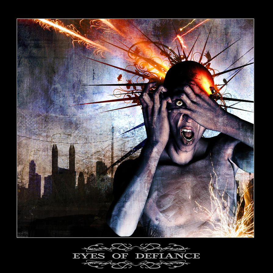 Eyes Of Defiance by metal-levon