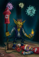 Christmas Is For Gnomes by reap-roach