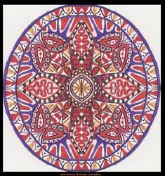 Mandala no. 4 by kornera