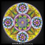 Mandala Flower Mandala2