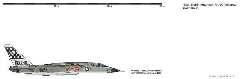 FD-Scale North American NA-296 RA-5C Vigilante 6