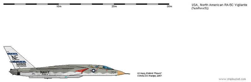 FD-Scale North American NA-296 RA-5C Vigilante 10