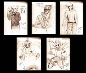 Sketchy Presents :3