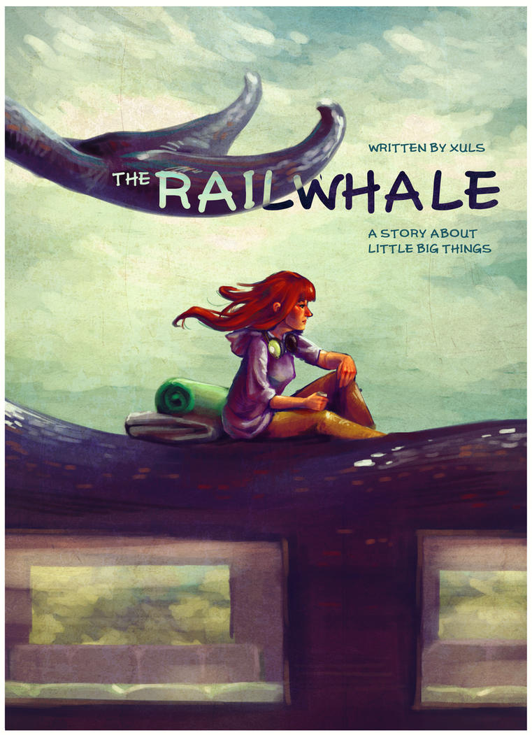 The Railwhale by Takiusa