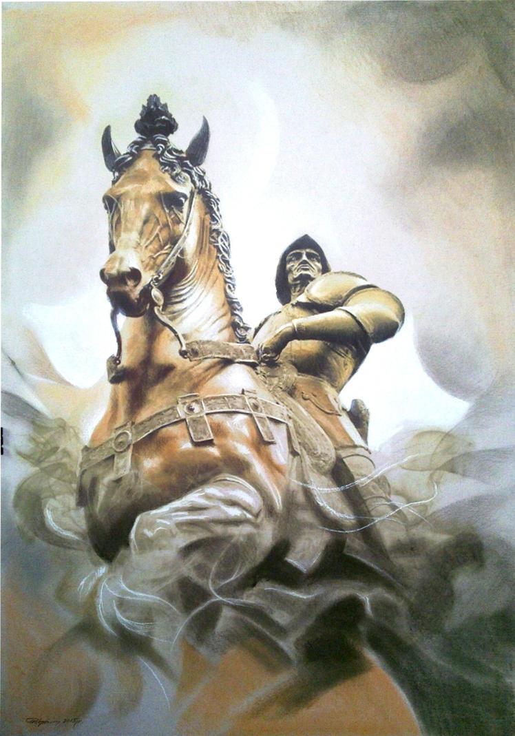 Avenger Rider by AramN