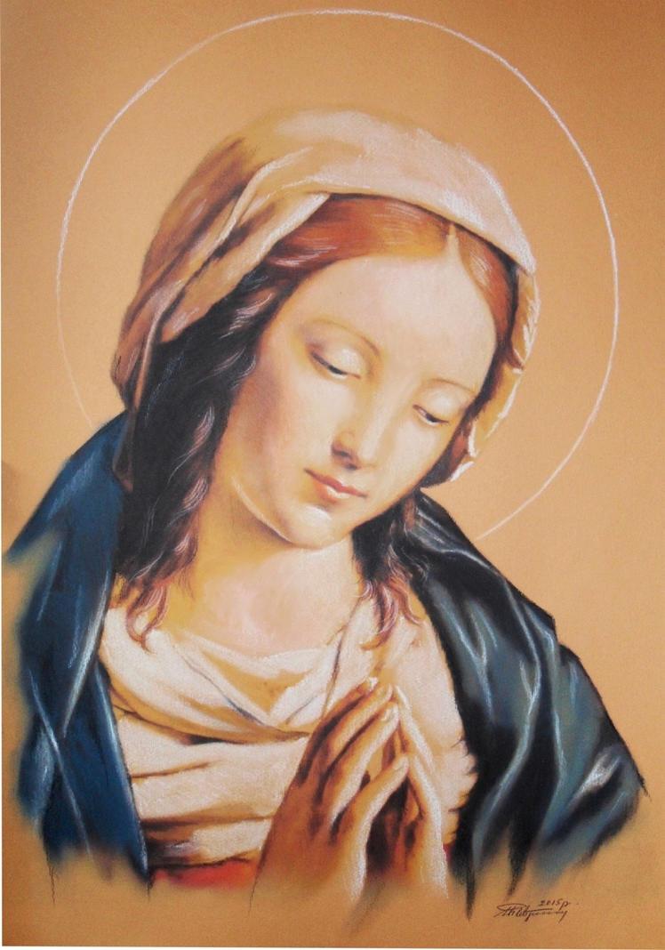 Mary by AramN