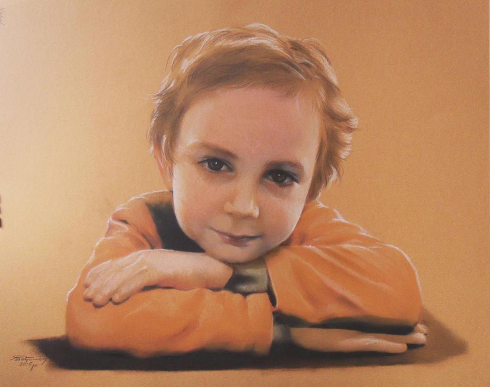 My Grandson by AramN