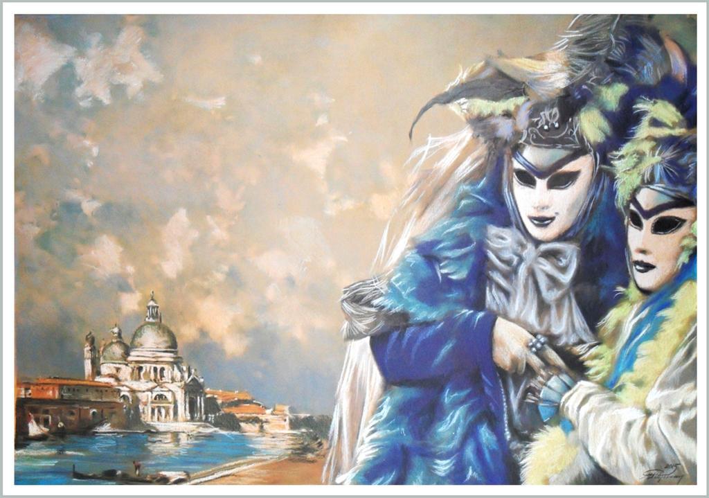 Venice. by AramN
