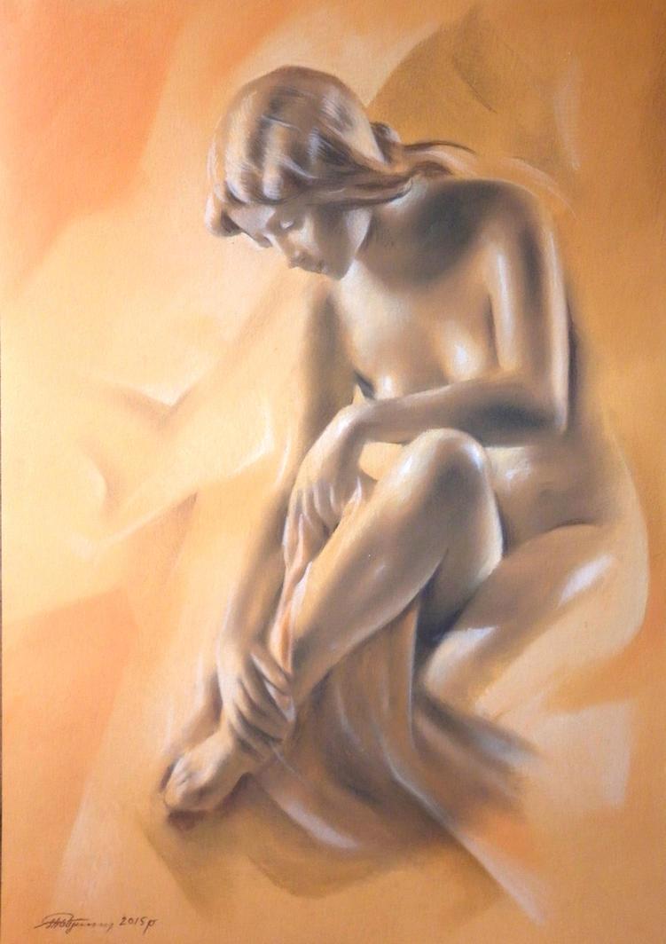 Golden by AramN