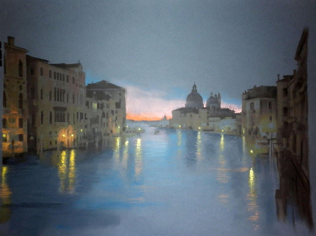 Venice...peace by AramN