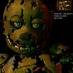 Springtrap v8 (halloween release)