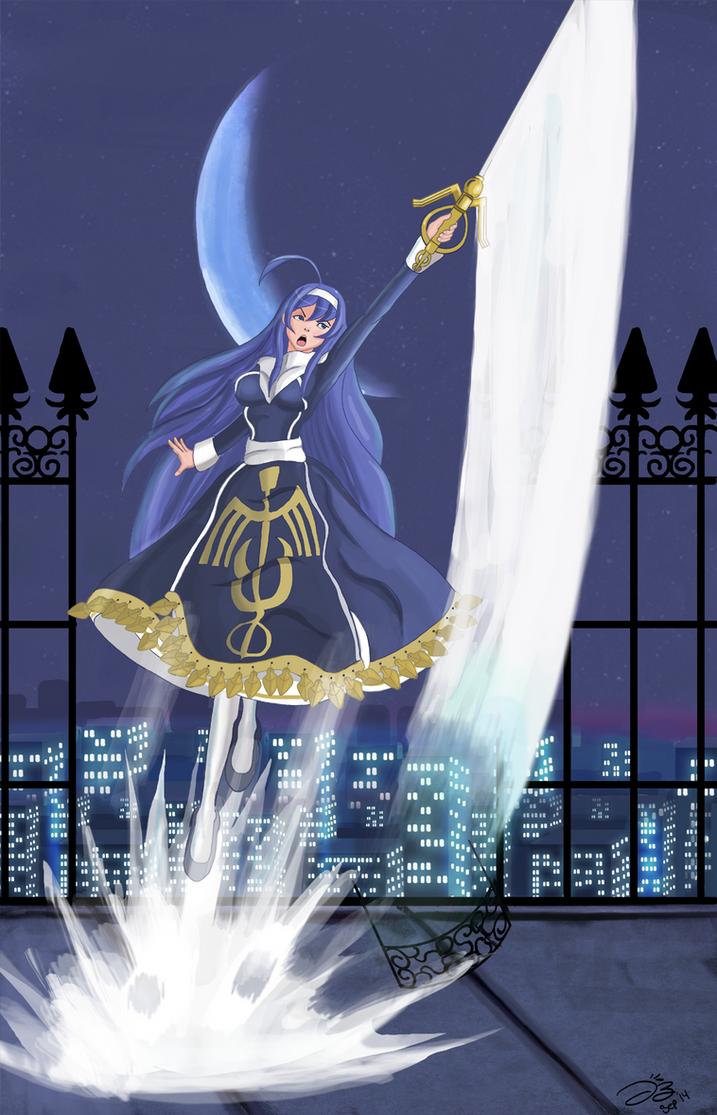 Sacred Arrow by DeJaguar