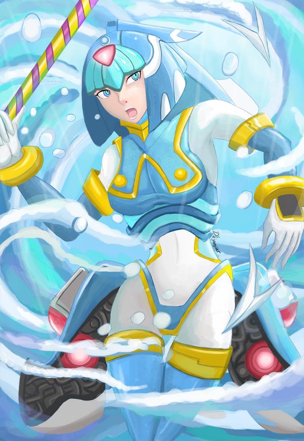 Fairy Leviathan by Dejaguar