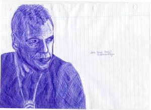Jack Bauer Study 2 by mystical