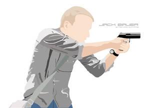 Jack Bauer by Mainnine
