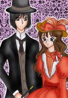 ArtTrade +Victorian Romance+ by Nanao178
