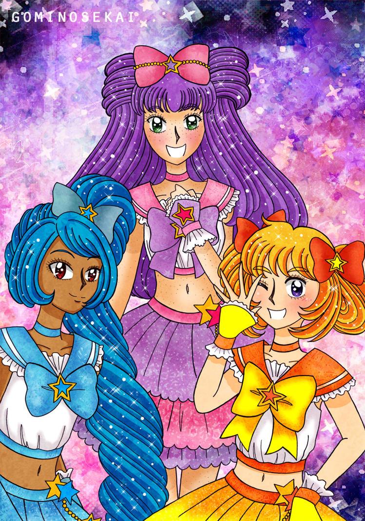 Celestial Pretty Cure! by Nanao178