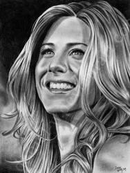 Jennifer Aniston... finally by daniel-w