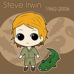 Steve Irwin Chibi