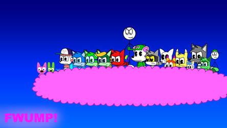 Unity against Banshee Lantern Panel 6